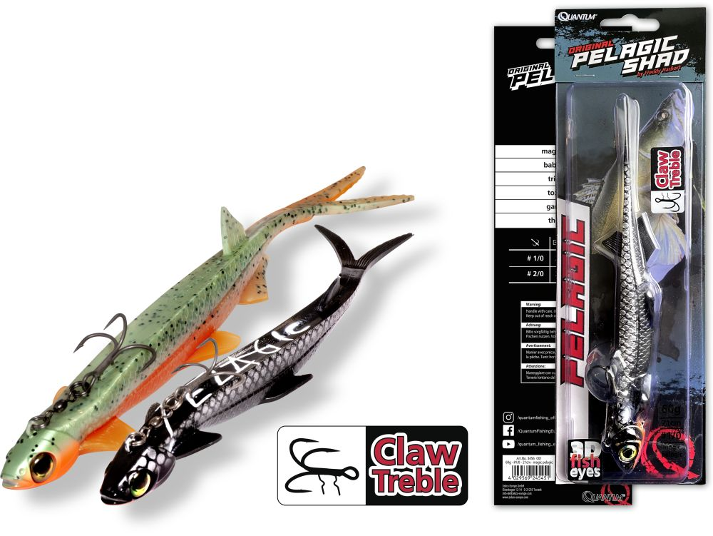 Pelagic Shad Set